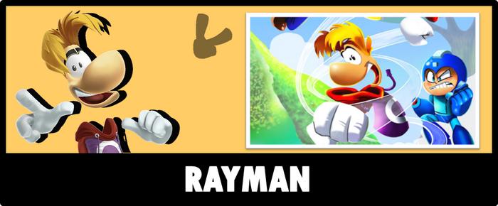 Rayman USBIV