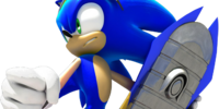 Sonic Riders to the Extreme