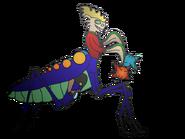 Super Guaptain Mantis