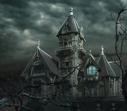Bingo Boo's Mansion