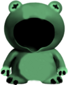 Frog Suit