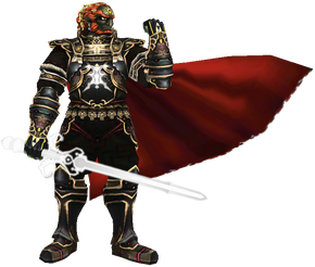 Ganondorf, The Evil King