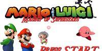 Mario & Luigi: Mashup of Superstars