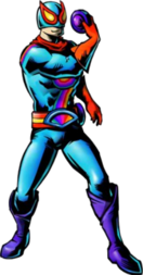 Captain rainbow conceptart vxyk8