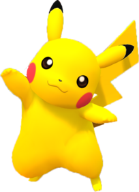 Pikachu SSBR