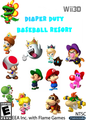 File:Diaper Duty Baseball Resort Wii3D BETA NTSC.png