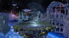 SSBU Space Battlefield Mod