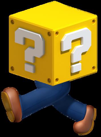 File:Luigi Coin Block SM3DW.png