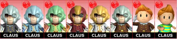 Clausrecolors