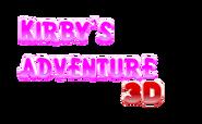 Kirby'sAdventure3DLogo