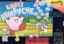 Kirby's Avalanche Coverart