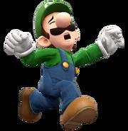 Luigi panic