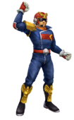 Retro Captain Falcon PM