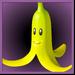 Banana Peel Icon