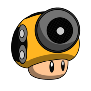 Soundwave Mushroom
