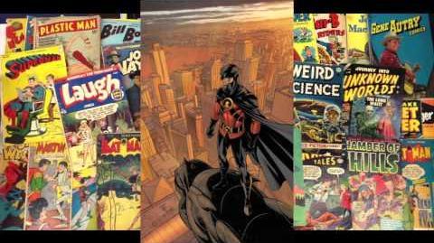 Superhero Origins Tim Drake