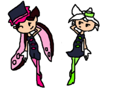 Splashdown Squid Sisters
