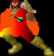 Captain Flame-Singe