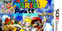 Super Mario Pirate Adventure