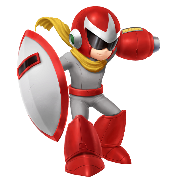 Image Protoman SSB4png Fantendo Nintendo Fanon Wiki