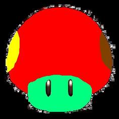 Mr. Sewn Mushroom