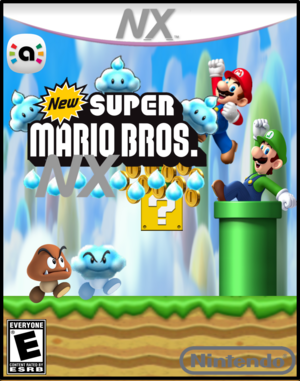 New Super Mario Bros. NX