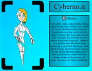 Cyberno.αProfile