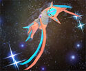 Deoxys spinning
