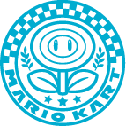 Flower Cup Logo - Mario Kart 8