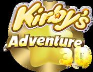 Kirby'sAdventure3DFinalLogo