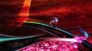 Stardust Speedway by Orioto
