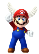 Wing Mario is back