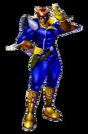 Captain Falcon F-Zero GX
