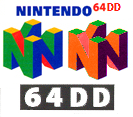 N64DD logo