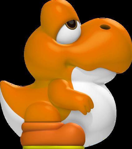 File:Orange Baby Yoshio.png