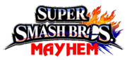 Smash Bros. Mayhem Logo