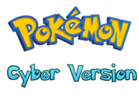 Pokemon Cyber Version Logo