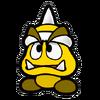Golden Spiky Goomba