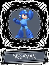 Megaman SSBR