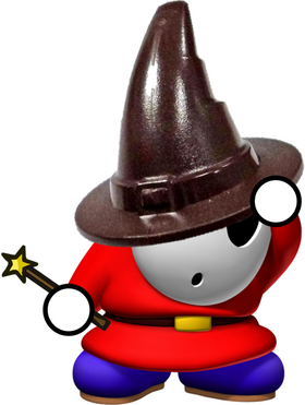 Magic Shyguy