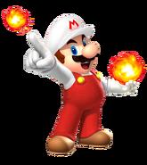 Fire Mario SMBU