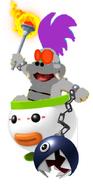 Robo Koopa Koopa Clown