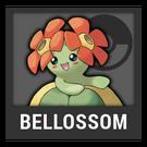 ACL -- Super Smash Bros. Switch Pokémon box - Bellossom