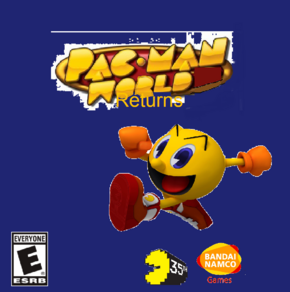 Pac-Man World Returns