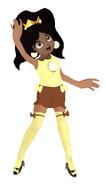 New Princess Eclair 3d
