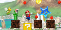 Super Mario Jumps