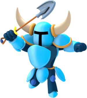 Shovel knight render by mrthatkidalex24-d9al7vt
