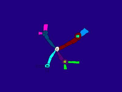 Galactic Coaster Concept Art
