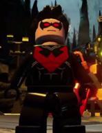 Nightwing (Lego Batman 4)