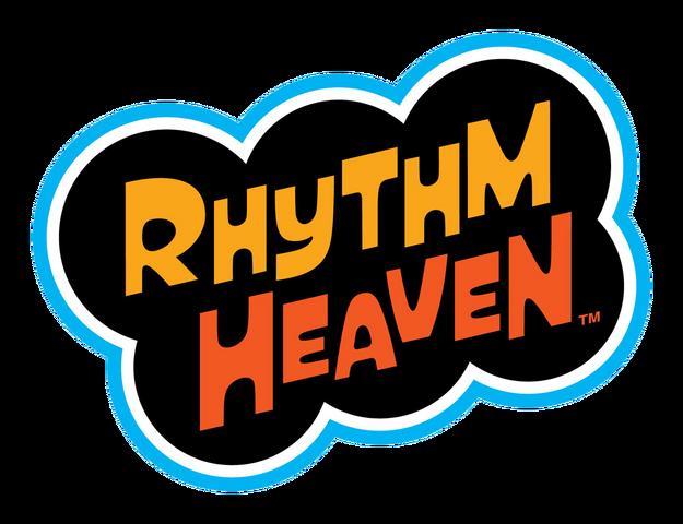 File:Rhythm Heaven Logo.png